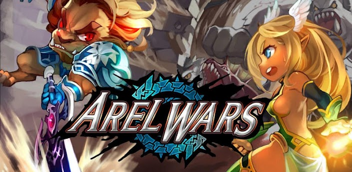 Arel Wars Android Game