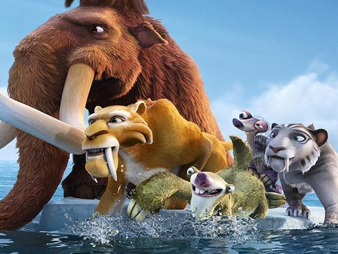 Ice Age Movie Picture.