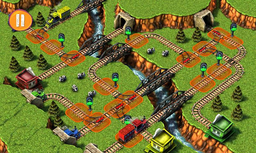 Train Crisis Game Play