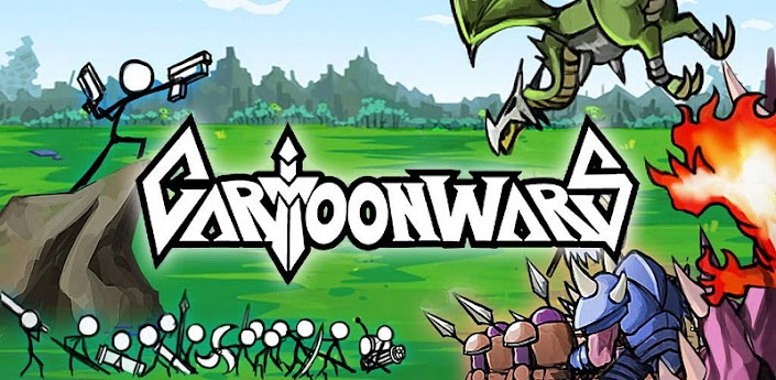 Cartoon Wars Android Game