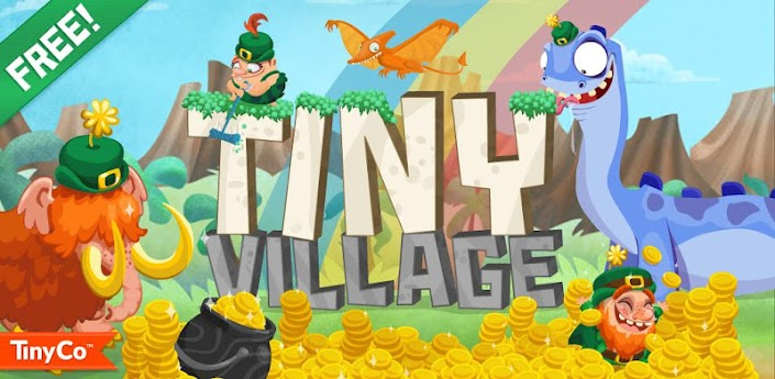 Tiny Village Android Game
